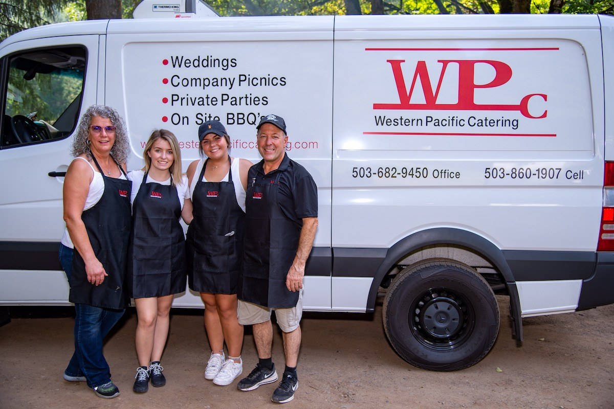 McKillip's Western Pacific Catering